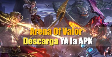 Descargar APK de Arena of Valor