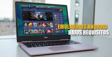 Emuladores Android Bajos REquisitos lista con 6 emuladores